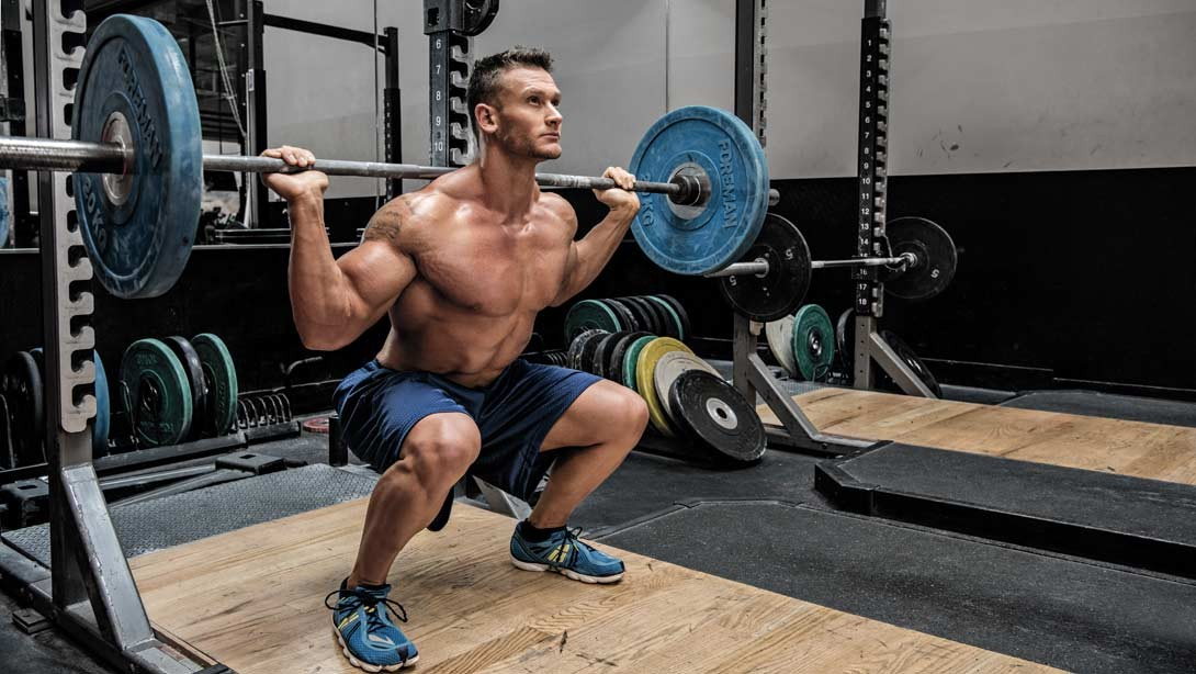 Four Body Weight Exercises You Can Do At Home to Improve