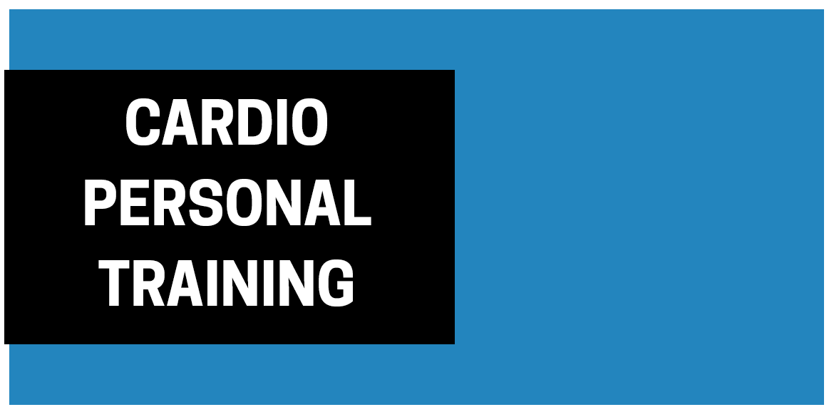 Cardio Personal Training from $36 per session